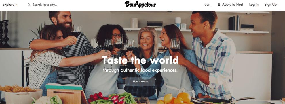 local foodie influencer program