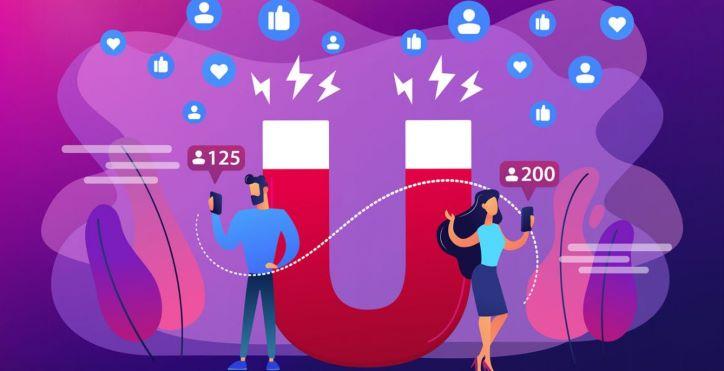 Illustration of engagement   Tips for Effective Influencer Marketing