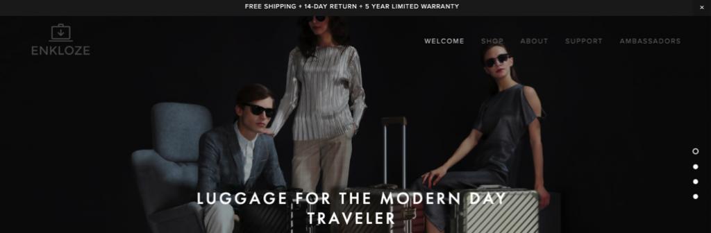 travel companion influencer program
