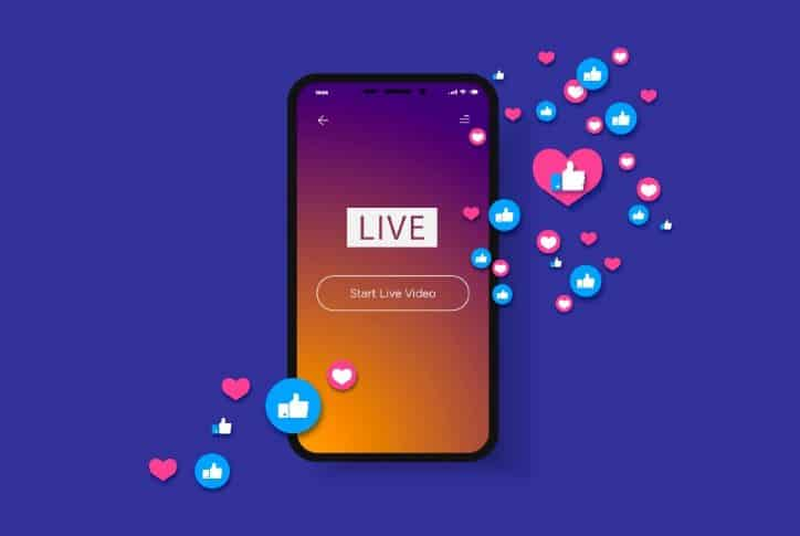 Influencers Adapting to Social Distancing: Instagram Live