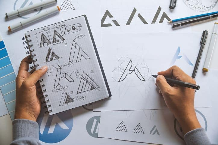 Designing a Personal Brand Logo
