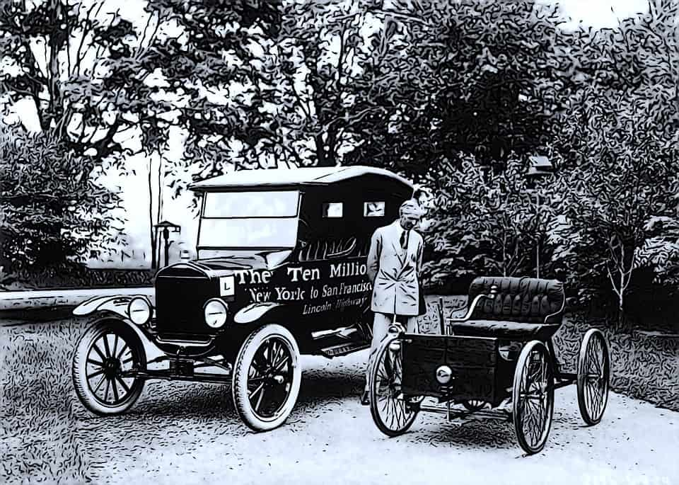 Henry Ford: The Man Who Invented the Weekend