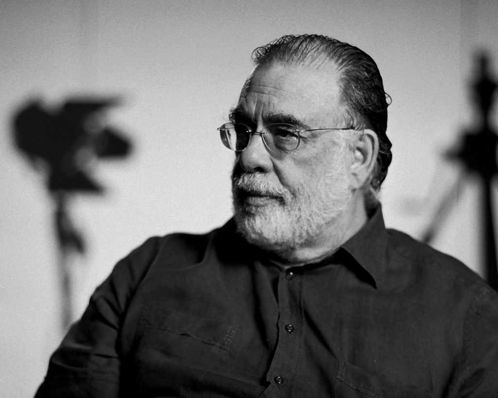 Francis Ford Coppola, Director   The GodFather