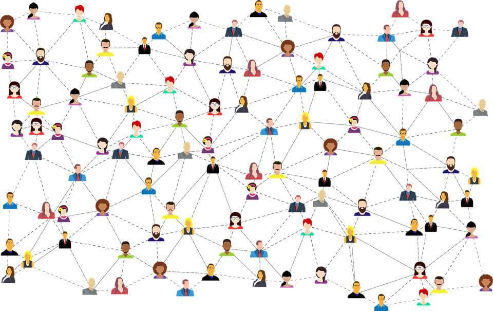 Creating a network of leads through your audience