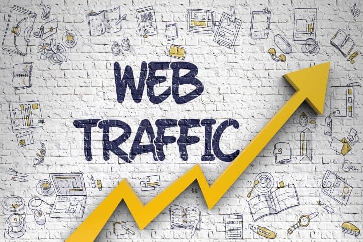 Increase Web Traffic | Brick Wall Art