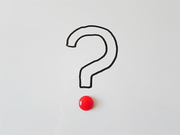 Big question mark | Social Influencer Q & A
