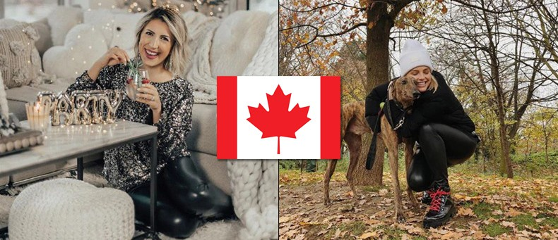 influencers in Canada