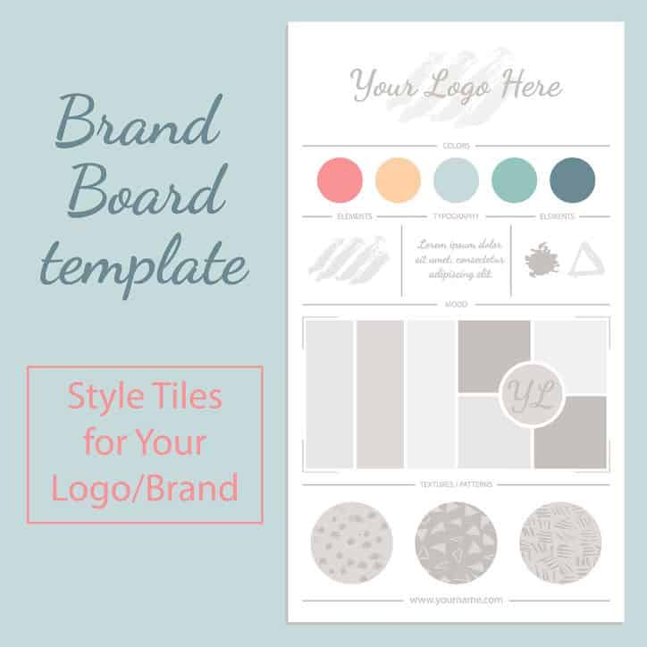 branding template