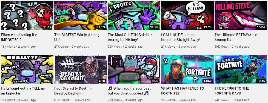 Dakotaz   Gaming videos   Youtube Gallery