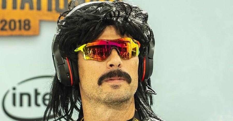 DrDisRespect   Pro Gamer and YouTuber