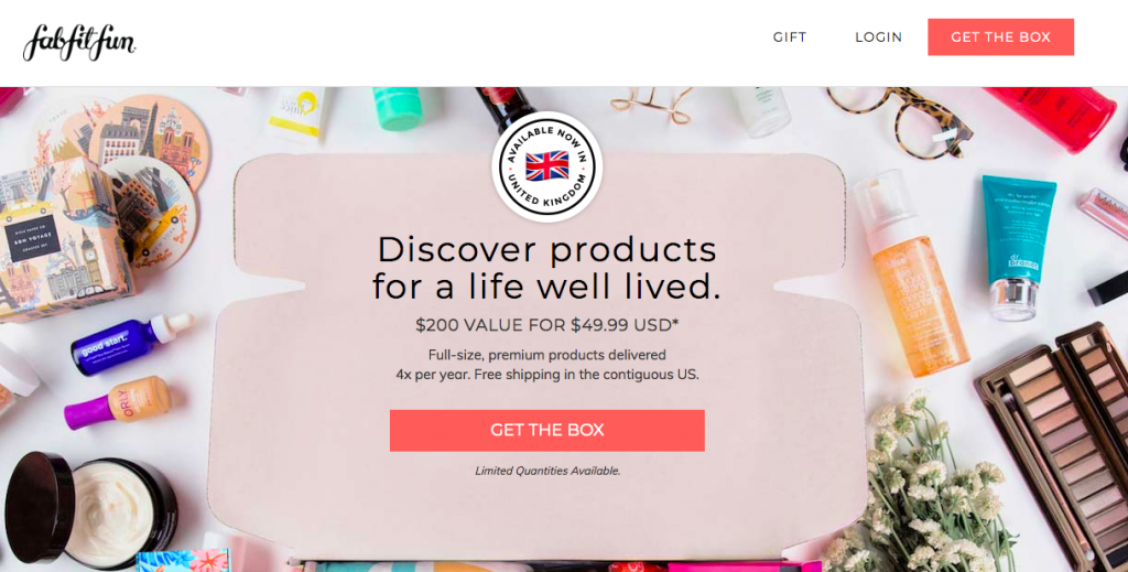 Fab Fit Fun | Beauty and Fashion Subscription Boxes