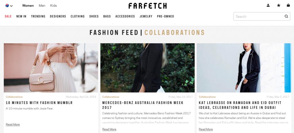 Farfetch | Influencer Program