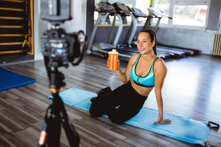 Fitness Instructor: Influencer Marketing Niches