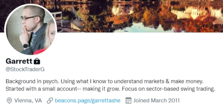 Garrett Ashe   Stock Market Micro-Influencer Featured on Afluencer
