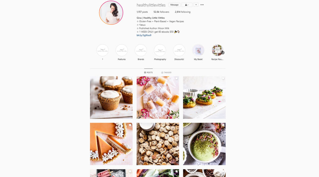 Healthy Little Vittles - Passionate Food Influencers