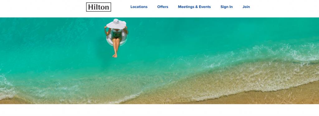 Hilton Hotels - Luxury Ambassador Programs