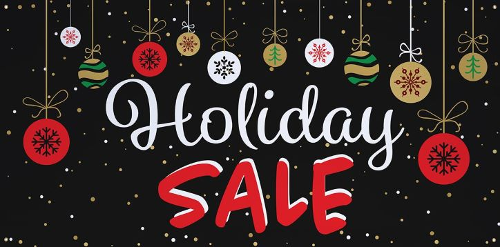 Christmas Holiday Sale - Get your influencers involved