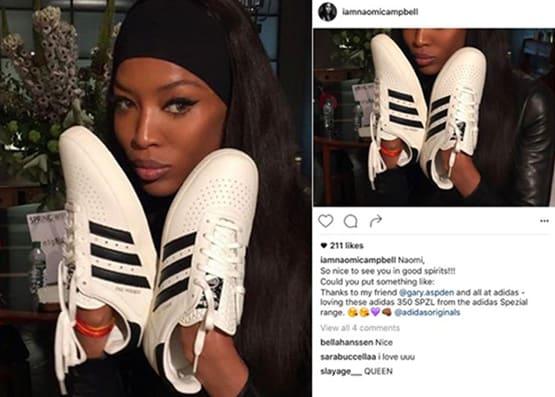 Naomi Campbell & Adidas | Failed Influencer Marketing Campaign