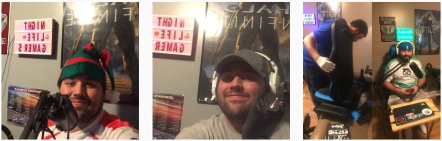 Kyle Corley   Online Gamer   Live Streaming   Instagram Posts