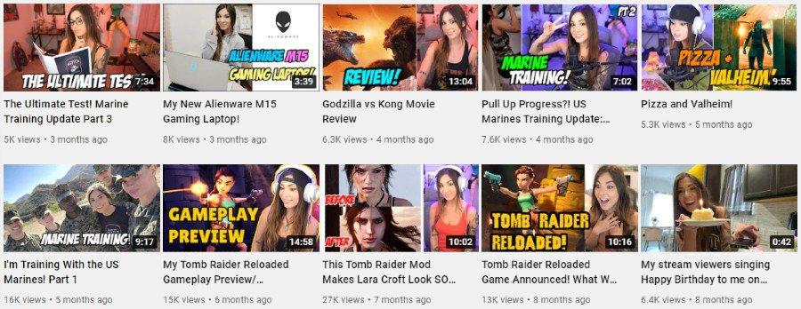 Melonie Mac   Gaming Videos    YouTube Influencers