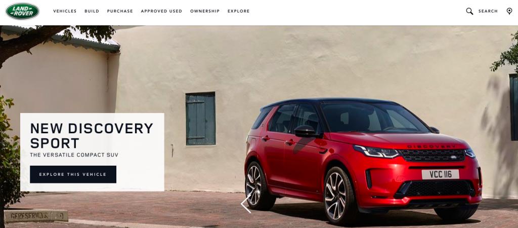 Land Rover's Luxury Ambassador Program