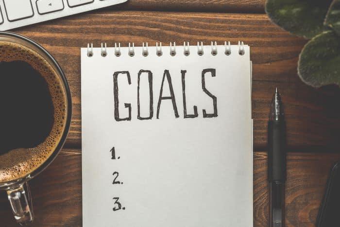 Listing Influencer Marketing Goals