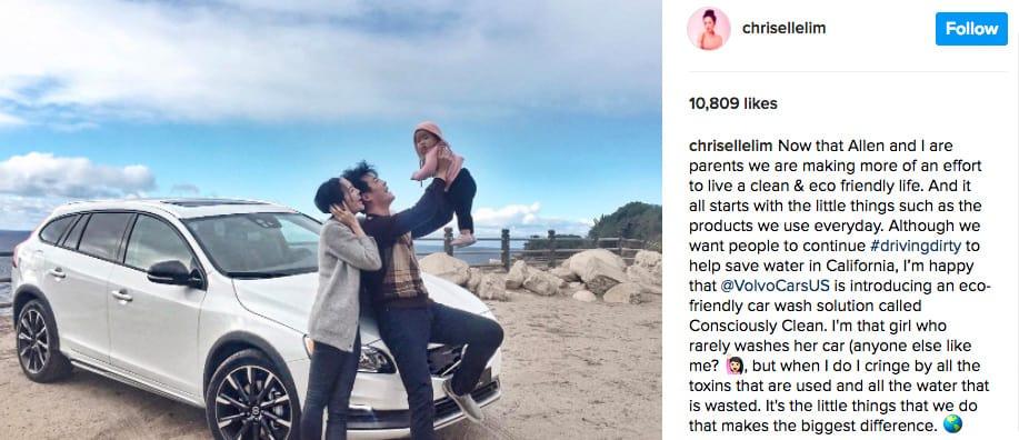 Chriselle Lim | Volvo Partnership | Social Media Influencer Fails