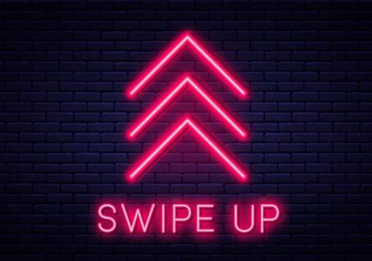 Instagram Marketing Feature | Swipe Up