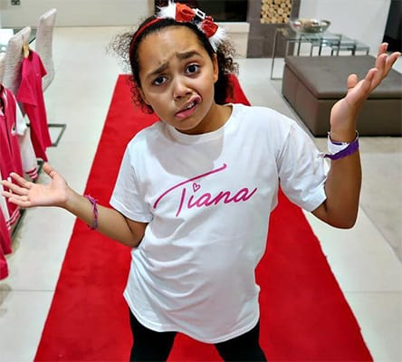 Tiana Wilson | Kid Influencers Under 10