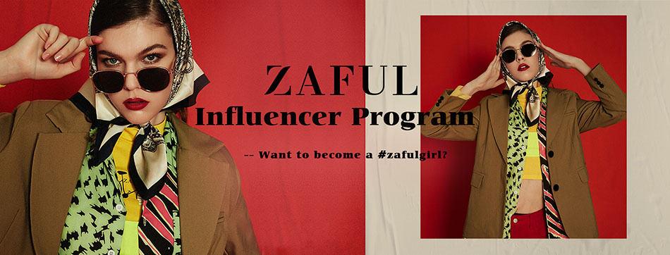 Zaful Influencer Program   Hashtag Zafulgirl   Reviews on Afluencer